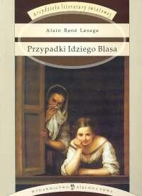 Okładka książki Przypadki Idziego Blasa