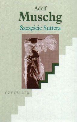 Okładka książki Szczęście Suttera