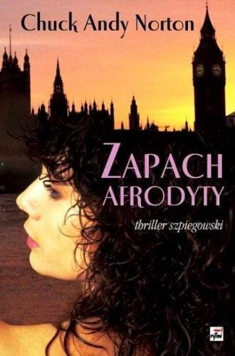 Okładka książki Zapach Afrodyty