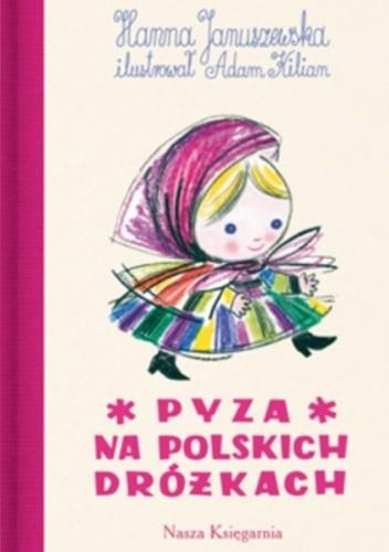 Okładka książki Pyza na polskich dróżkach