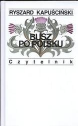 Okładka książki Busz po polsku