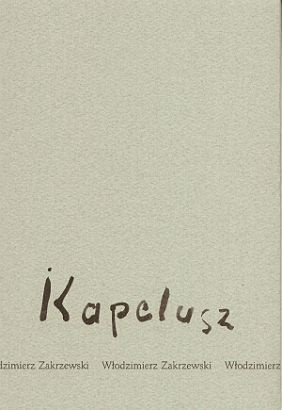 Okładka książki Kapelusz