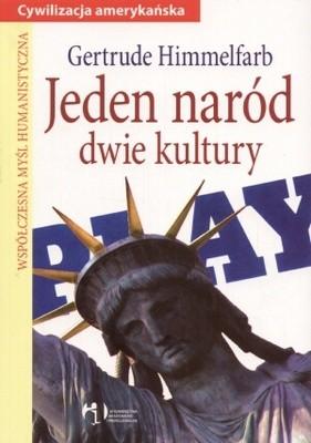 Okładka książki Jeden naród dwie kultury