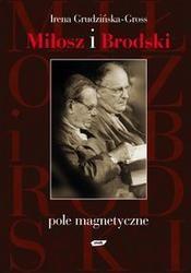 Okładka książki Miłosz i Brodski. Pole magnetyczne