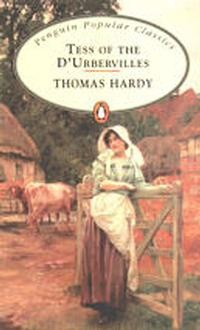 Okładka książki Tess of the D'Urbervilles