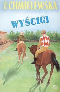 Okładka książki Wyścigi