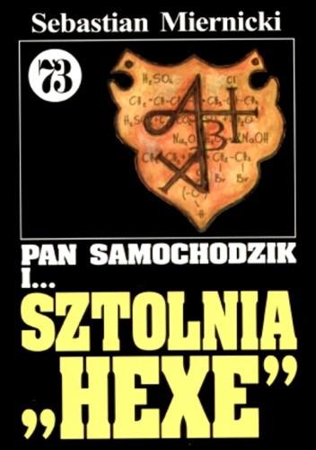 Okładka książki Pan Samochodzik i sztolnia ''Hexe''