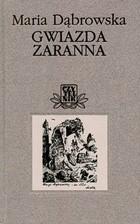 Okładka książki Gwiazda zaranna