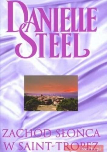 Okładka książki Zachód słońca w Saint-Tropez