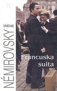 Okładka książki Francuska suita