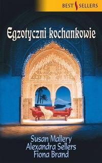 Okładka książki Egzotyczni kochankowie