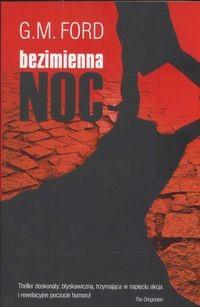 Okładka książki Bezimienna noc