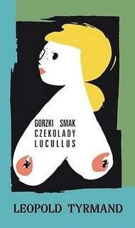 Okładka książki Gorzki smak czekolady Lucullus