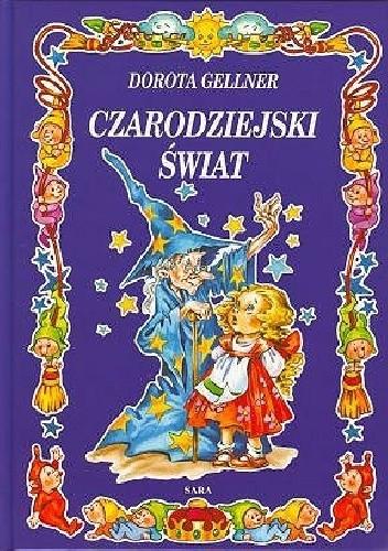 Okładka książki Czarodziejski świat