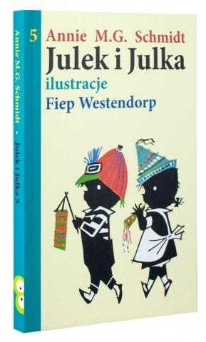 Okładka książki Julek i Julka 5