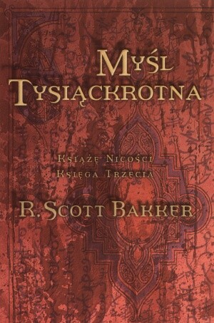 Okładka książki Myśl Tysiąckrotna