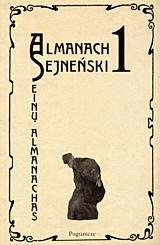 Okładka książki Almanach Sejneński 1