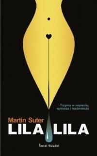 Okładka książki Lila lila