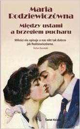 Okładka książki Między ustami a brzegiem pucharu