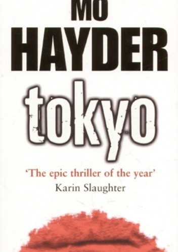 Okładka książki Tokyo