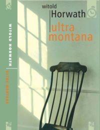 Okładka książki Ultra Montana