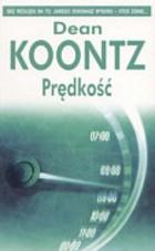 Okładka książki Prędkość
