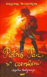 Okładka książki Piotruś Pan w czerwieni