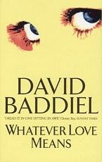 Okładka książki Whatever love means
