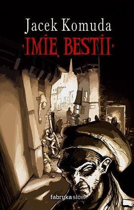 Okładka książki Imię Bestii