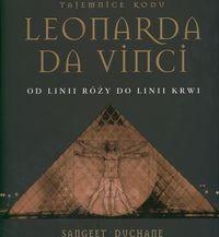 Okładka książki Tajemnice kodu Leonarda Da Vinci