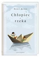 Okładka książki Chłopiec i rzeka