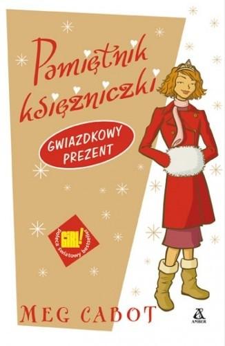 Okładka książki Pamiętnik księżniczki 6 i 1/2. Gwiazdkowy prezent