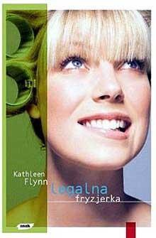 Okładka książki Legalna fryzjerka