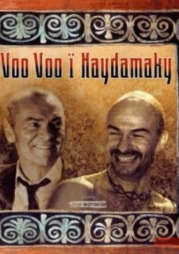 Okładka książki Voo Voo i Haydamaky