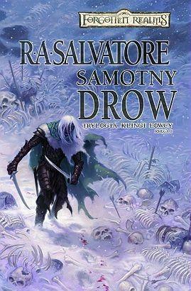 Okładka książki Samotny Drow