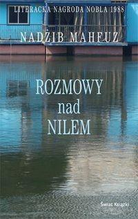 Okładka książki Rozmowy nad Nilem