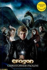 Okładka książki Eragon/2CD MP3/czyta Janusz Sztyber