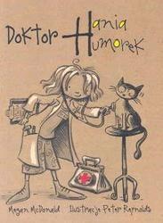 Okładka książki Doktor Hania Humorek