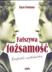 Okładka książki Fałszywa tożsamość