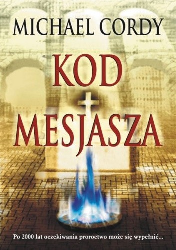 Okładka książki Kod Mesjasza