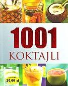 Okładka książki 1001 koktajli