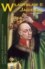 Okładka książki Władysław II Jagiełło