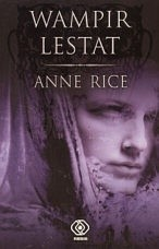 Okładka książki Wampir Lestat