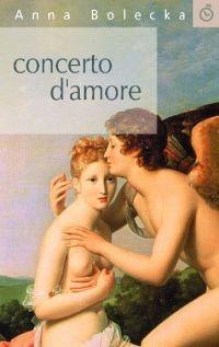 Okładka książki Concerto d'amore