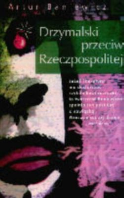 Okładka książki Drzymalski przeciw Rzeczpospolitej