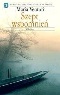Okładka książki Szept wspomnień