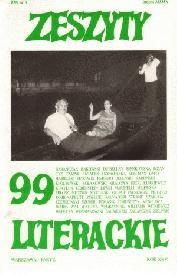Okładka książki Zeszyty Literackie nr 99 (3/2007)