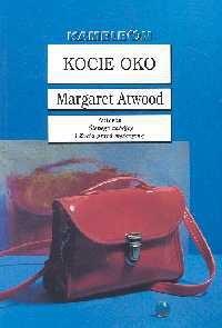 Okładka książki Kocie oko