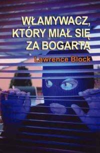 Okładka książki Włamywacz, który miał się za Bogarta