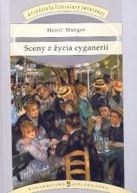 Okładka książki Sceny z życia cyganerii